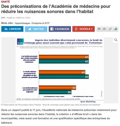Lire l'article sur www.lemoniteur.fr