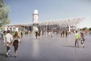 Centre de congrès et d'Expositions Valenciennes width=