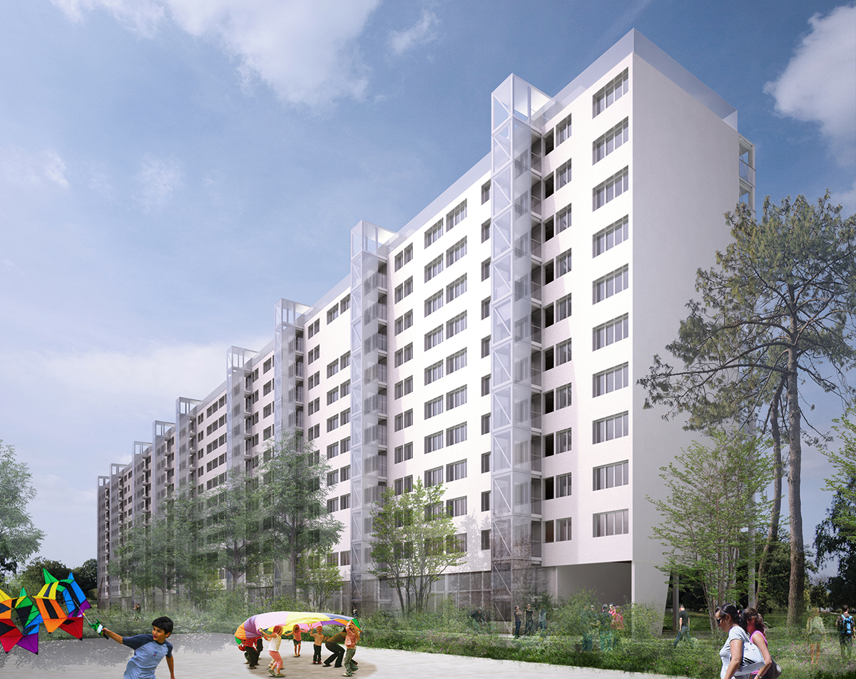 Tours Nerval Et Od 233 On Quartier Grand Parc 224 Bordeaux 33